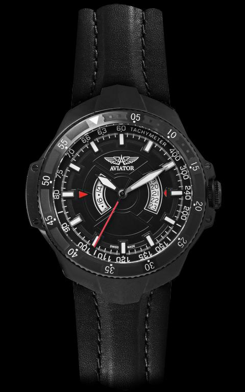 07605c700f5 pánske hodinky AVIATOR MIG-29 GMT M.1.01.5.001.4 - Kolekcia - Aviator